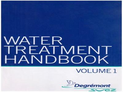 water treatment handbook degremont
