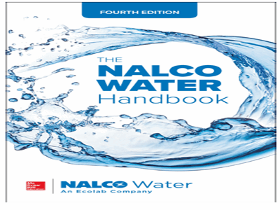 کتاب The Nalco Water Handbook  Fourth Edition