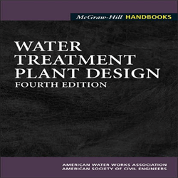 Water Treatment Plant Design - AWWA